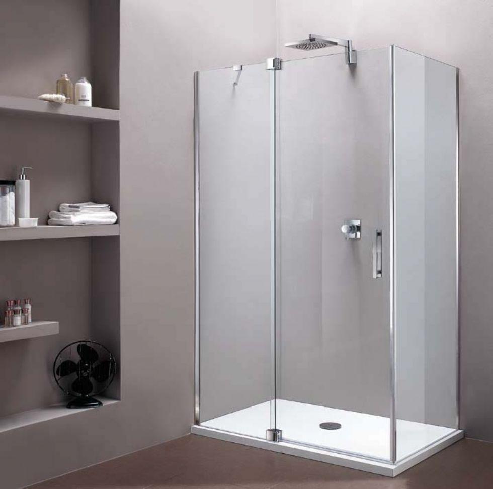 Mampara baño barata